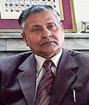 General (Rtd) Mirza Aslam Beg