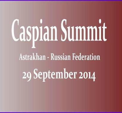 Caspian Summit - Astrakhan