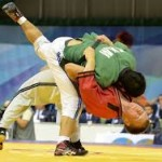 Goresh in World Belt Wrestling Champion in Turkmenistan
