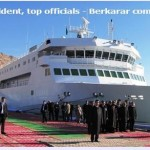 Caspian-ring transportation picture brightens as Turkmenistan commissions first Ro-Pax ferry