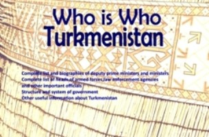 Who is Who Turkmenistan 2015 launched