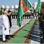 Turkmenistan-India Summit Talks: 7 documents signed, joint statement issued, bust of Gandhi unveiled, centre for yoga and traditional medicine opened