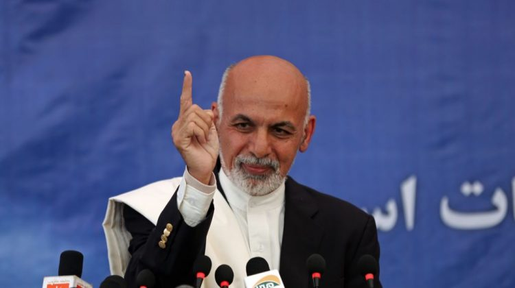 Finally, an honest statement from Afghanistan