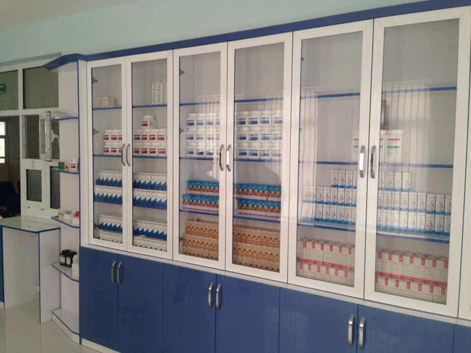 Hospital fully equipped and stocked by Turkmenistan