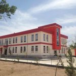 Hospital built by Turkmenistan in Afghanistan to serve people in 100-km radius