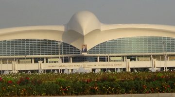 Логическое обоснование строительства в Ашхабаде огромного аэропорта
