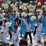 Туркменистану 25 лет: Парад в честь дня независимости олицетворил дух жизнерадостной нации