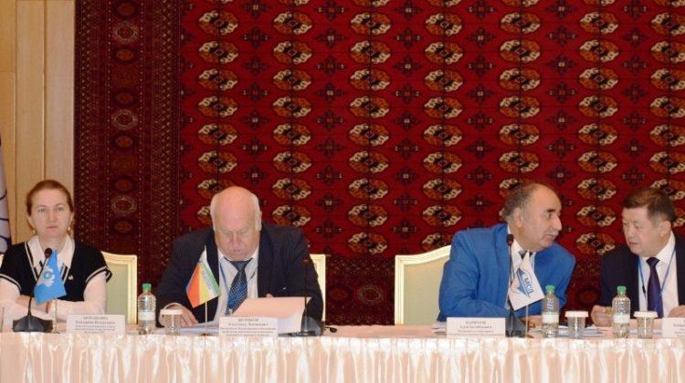 Коридоры и Возможности подключения: Дорожные структуры стран СНГ провели встречу в Ашхабаде
