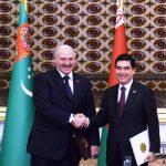 Туркмено-Белорусская встреча на высшем уровне – подписано 10 документов, ставки сделаны на расширение партнерства