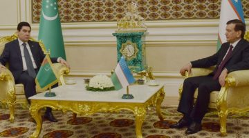 Turkmenistan-Uzbekistan – Neighbours and Strategic Partners
