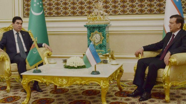 Туркменистан – Узбекистан – Соседи и Стратегические партнеры