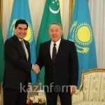 Turkmenistan and Kazakhstan sign strategic partnership agreement – GB conferred with Dostyk order