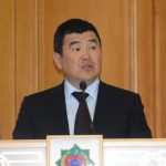 Briefing by embassy of Kazakhstan in Ashgabat