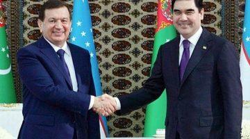 Туркменистан-Узбекистан: Стратегическое Партнёрство в действии