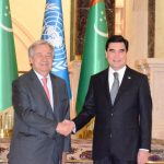 United Nations and Turkmenistan expand, strengthen partnership in Guterres visit