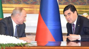 Туркмено-Российские отношения выросли до стратегического партнерства – подписано 14 документов