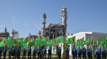 В Туркменистане введен в эксплуатацию новый карбамидный завод – вся продукция доступна на экспорт