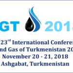 "23rd International Conference ""Oil and Gas of Turkmenistan 2018"""